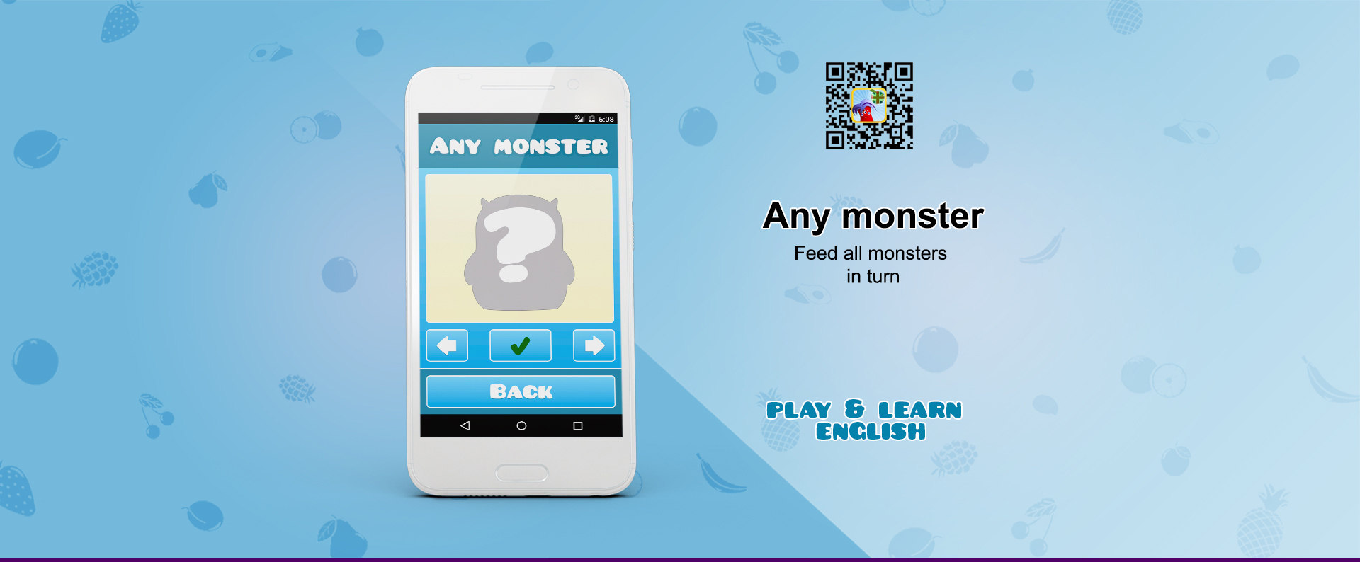 Any monster. Feed all monsters in turn